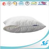 Protector determinado barato alternativo de la almohadilla del lecho de la almohadilla del poliester del hotel y de la caja de la almohadilla