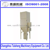 Kundenspezifisches industrielles Sand-Startenstaub-Abgassammler-Gerät mit Kassetten-Filter
