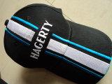 Fördernde Stickerei-Firmenzeichen-Qualitäts-kundenspezifische Baseballmütze