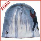 Promoção de inverno Sublimação Impressão Chapéu de malha