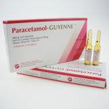 해열제 진통제의 Paracetamol 주입