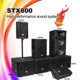 Stx800 사운드 시스템 장비 직업적인 스피커 상자