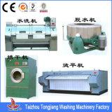 Ce&ISO9001 증명서 각종 세탁물 (세탁기, 건조기, ironer)를 위한 자동적인 세탁물 기계