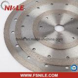 다이아몬드 공구 도기 타일 (300mm)를 위한 지속적인 변죽 절단 바퀴