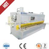 Ce, ISO, cortador do metal da guilhotina de CQC Nanjing Harsle