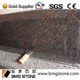 Granit normal de Tan Brown de premier choix pour le &Countertop d'étage