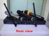 Микрофон радиотелеграфа dC-Одн профессиональный Hadheld звукового оборудования конструированного этапа Skytone