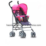 Baby ajustável Stroller/Carriage/Buggy com Comfortable Handle Bar