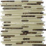 Плитки мозаики уникально прокладок стеклянные смешанные мраморный на 2016