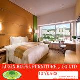 4つの星の中国の現代木のホテルの寝室の家具