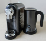 Milk Frother를 가진 ETL Approval Nespresso Capsule Coffee Machine