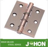 """家具のハードウェアの製造業者からの鋼鉄ドアヒンジ(3.5の"""" X3 """"ドアのアクセサリ)"""