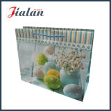 Vacances de Pâques avec Glitter Art Paper Shopping Gift Paper Bag