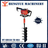 Tierra Auger para Digging Holes Machine