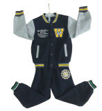 Bambini Babay Clothes con Hood in Track Suits, Sports Suits con Printing Swb-115