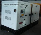 van het Diesel van 100kVA 80kw Cummins Geluiddichte Luifel Type van Generator de Super Stille