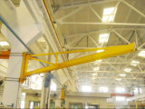 Manual Rotated barrier Crane Colume Mounted Jib Crane Gantry Crane