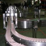 Transportador de cadena de la velocidad de la placa ajustable del listón