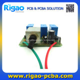 Placa de circuito do USB + projeto de engenharia eletrônica da movimentação do flash