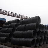 Barra de acero deformida acero de la estructura (bobina 6mm-12m m del rebar)