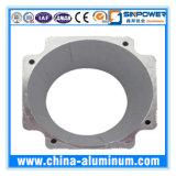 Perfil de aluminio modificado para requisitos particulares industrial de la protuberancia AA6063-T5