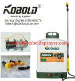Kobold White Knapsack Battery Operated Sprayer