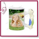 Le zèbre mignon conçoit 3D &#160 en céramique ; Tasse pour la sublimation par Mejorsub