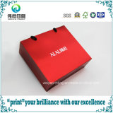 Laminated lucido Packing Paper Gift Bag per Cosmetic