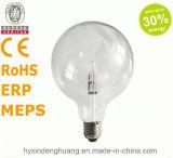Bulbo de halogênio de poupança de energia de G125 230V 52W E27/B22