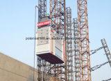 Ascenseur d'élévateur de construction de sûreté reconnu par ce