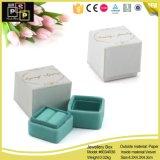 Коробка кольца бархата предложения фабрики цвета OEM сразу (8034)