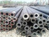 Tubo de acero inconsútil para la construcción