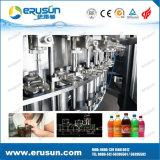 Machine de remplissage carbonatée de boisson de bouteille en plastique