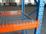 Geschweißte Maschendrahtdecking-/haltbare Ineinander greifen-Plattform für Lager-Ladeplatten-Zahnstangen