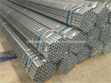 Труба углерода горячего DIP BS1387 гальванизированная стальная
