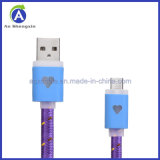 Sell et Highquality chauds Generic Nylon USB Data/Charging Cable pour iPhone/Micro