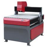 Muestra que hace la máquina del ranurador del CNC de la máquina de grabado