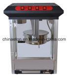 Profesional de la máquina de palomitas de maíz comercial con ruedas en color Negro