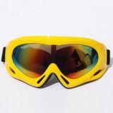 Izh012PC Revo 입히는 명확한 Anti-Fog 스포츠 안전 스키 유리 광학 렌즈