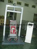 Máquina de teste da gota do carrinho de criança dos carros de bebê