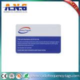 Smart card impermeável da segurança RFID sem contato com uma memória de 320 bytes
