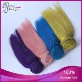 7A chaud Silk Stright Cheap Vigin Remy Human Hair Weft