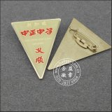 Metallabzeichen des Bezirks-381, organisatorischer ReversPin (GZHY-CY-027)