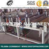 Paper liso Board Laminating Line com Different Size