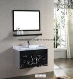 Governo di stanza da bagno nero dell'acciaio inossidabile di 80cm
