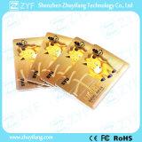 Regalo promocional a todo color de la tarjeta de crédito de impresión Stick USB (ZYF1826)