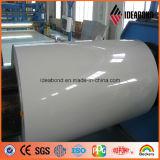 Bobine en aluminium Couleur-Enduite d'Ideabond pour l'ACP (AF-402)