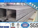 tubo quadrato 200X200/250X250 & rettangolare saldato millimetro dell'acciaio per costruzioni edili