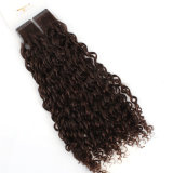 Estensioni brasiliane dei capelli del nastro dei capelli umani della Cina