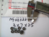 Mr126zz Bearing Miniature Bearing Mr126 Micro Bearing 12 * 3 * 4